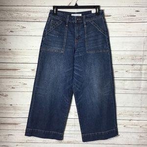 Melrose And Market Jeans - 4/$30 NWT Melrose Market Crop Wide Leg Jeans